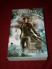 Magic Ex Libris: Unbound by Jim C. Hines (2015, PB) SIGNED first print book 3 FN