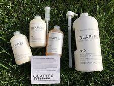 Olaplex Large Salon Intro Kit (#1,and #2 ) w/2000ml Gallon Bond Perfector #2