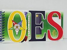 OES Spirit Books Photo Album -New - Custom Photo Book - Eastern Star Gift