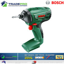 Cordless Bosch 18v Lithium Impact Driver PRO V/Speed Forward & Reverse Tool Only