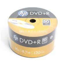 DVD+R 16x HP Bobina 50 uds