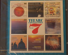 Rare Telarc Volume 7  62 mins Classical 16 Tracks CD Sealed CD89107 DDD Mint