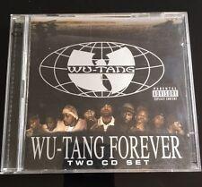 Wu-Tang Clan – Wu-Tang Forever CD