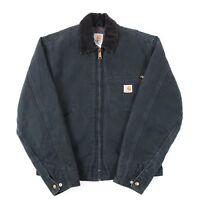 Vintage CARHARTT Blanket Lined Chore Jacket | Men's S | Coat Work Wear Canvas