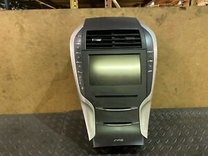 LINCOLN MKZ 2013-2016 FWD OEM SYNC SHIFTER CONTROL UNIT NAVIGATION RADIO STEREO