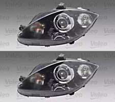 Headlights Pair Bi-Xenon DRL AFS Fits SEAT Altea Xl Leon 2007-