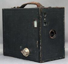 Antique Vintage Eastman Kodak BROWNIE 2A Model C Box Film Camera USA CLEAN!