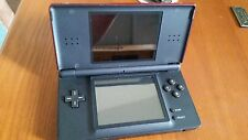 Nintendo ds lite handheld console device system metallic red