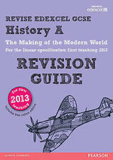 REVISE Edexcel GCSE History A: The Making of the Modern World Revision Guide (RE