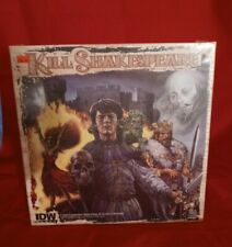 KILL SHAKESPEARE BOARD GAME IDW 2014 IDW GAMES BRAND NEW SEALED IN BOX! GREAT!