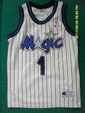 Orlando Magic O'NEAL Maglia nba basket shirt vintage jersey Champion S maillot