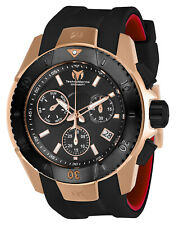 Technomarine TM-616005 Men's UF6 Collection Rose Gold Swiss Watch MSRP $1295
