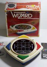 Waddingtons 1979 Wizard Electronic Game w/Box
