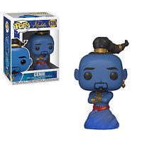 Funko Pop! Disney: Aladdin (Live) - Genie Vinyl Figure