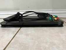 Sony Bdp-S370 Hdmi Blu-Ray Disc Dvd Player With Remote