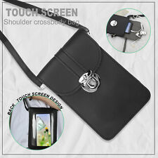 Touch Screen Phone Purse Mini Wallet Crossbody Shoulder Bag Case Pouch Fashion