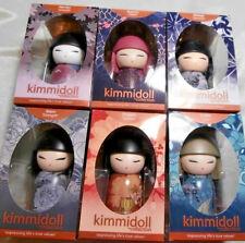 KIMMIDOLL MAXI  DOLLS SET 6 TGKFL129-TGKFL134 NEW IN MINT BOXES  NEW  08/2018