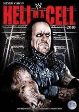 WWE Hell in a Cell 2010 DVD orig WWF Wrestling