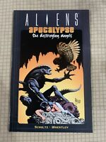 Aliens Apocalypse Destroying Angels Trade Paperback TPB Dark Horse 1st Edition