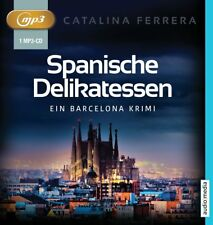 JOACHIM SCHÖNFELD - SPANISCHE DELLIKATESSEN (MP3)   MP3 CD NEU
