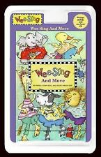 Wee Sing: Wee Sing and Move by Pamela Conn Beall and Susan Hagen Nipp (2009,...