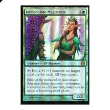 Magic The Gathering MTG Immaculate Magistrate - Foil Duel of Planeswalkers