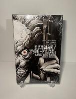 DC COMICS BATMAN/TWO-FACE: FACE THE FACE HC HARDCOVER ROBINSON KRAMER DELUXE ED