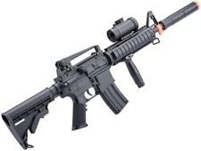 Double Eagle M83 Airsoft Full Auto AEG Rifle with Battery + Charger Red Dot Grip