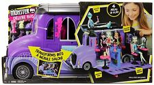 Monster High deluxe bus scolaire & Spa Playset