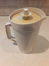 Vintage Tupperware jug/pitcher with Vacuum Sealed lid, 1970/1980s