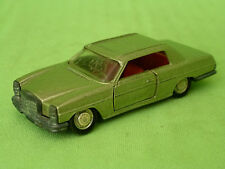 SCHUCO 820 MERCEDES 250CE 1/66 - GOOD CONDITION REPAINT -