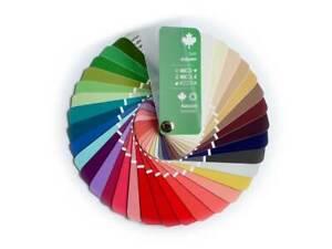 Fächer-Farbpass Color Swatch Fan Soft Autumn für die Farbberatung
