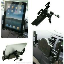 Easy Fit Car Air Vent Mount with Deluxe Tablet PC Holder for the iPad