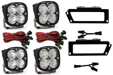 Baja Designs LED Fog Light Kit Squadron Sport Dodge Ram 2500 - 3500 2010-Current
