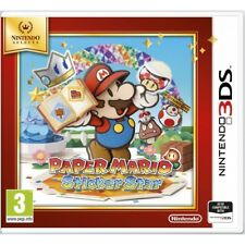 Paper Mario Sticker Star Game for Nintendo 3ds 2ds