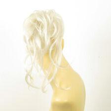 hair bun scrunchie white ref: 22 60 peruk