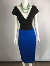 VERONIKA MAINE Below Knee Viscose Skirts for Women