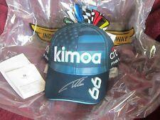 #66 Kimoa Fernando Alonso Citi Private Bank Hat Cap 2020 Indy 500 McLaren Racing