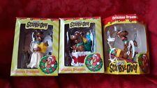 Scooby Doo Cartoon Network Trevco 3 Pc Lot Ornament Angel Vintage ✞