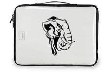 "11"" TRIBAL ELEPHANT JUNGLE AFRICA VINYL DECAL STICKER #3"