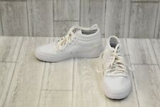 DC Evan Hi TX Casual High Top Sneakers - Women's Size 7 - White