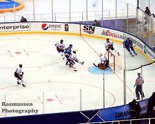 Winter Classic 2017 Chicago BLACKHAWKS St. Louis Blues Berglund goal 8x10