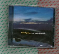 """David Gray: """"A New Day At Midnight"""" NEW SEALED CD +Dead in Water/The Other Side"""