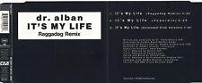 Dr. Alban - It's My Life (Raggadag Remix) (3 Track Maxi CD)