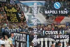 24 SUPERMEGA DVD BOX ULTRAS NAPOLI