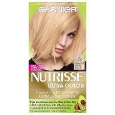 Garnier Nutrisse Ultra Color Creme, Ultra Light Natural Blonde [LB2] 1 ea