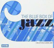 The Blue Box Of Jazz - Various Artists (NEW 3CD)
