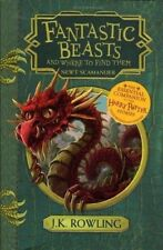 Fantastic Beasts and Where to Find Them: Hogwarts Library Book by J.K. Rowling P