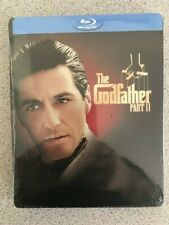 The Godfather Part Ii (Blu-ray Disc, SteelBook) Limited Edition