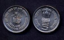 INDIA  5 Rupees Commemorative FAO 1995 UNC